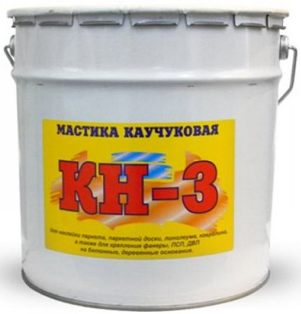 Цена мастика кн-3 расход материала шпатлевки по гкл
