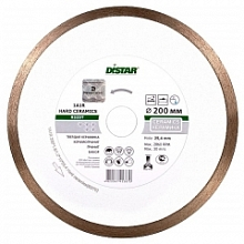Диск алмазный Distar 1A1R 230x1,6x10x25,4 Hard ceramics
